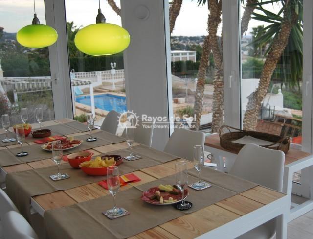 Villa  in Calpe, Costa Blanca North (2635) - 30