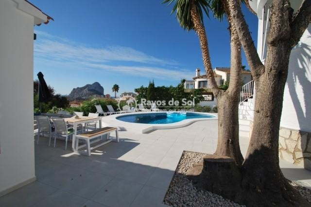 Villa  in Calpe, Costa Blanca North (2635) - 36