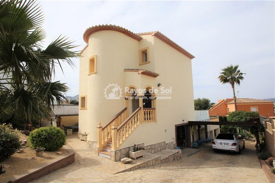 Villa  in Calpe, Costa Blanca North (3077) - 11