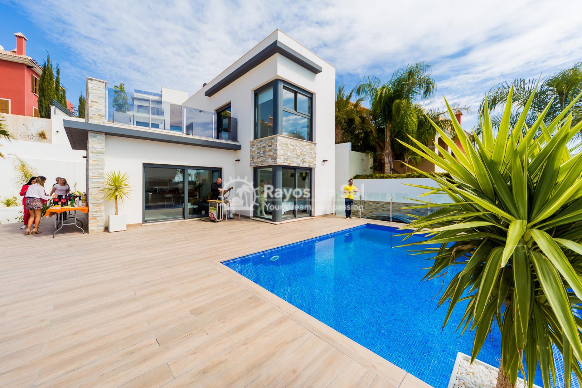 Villa  in Finestrat, Costa Blanca (Fhills B) - 1