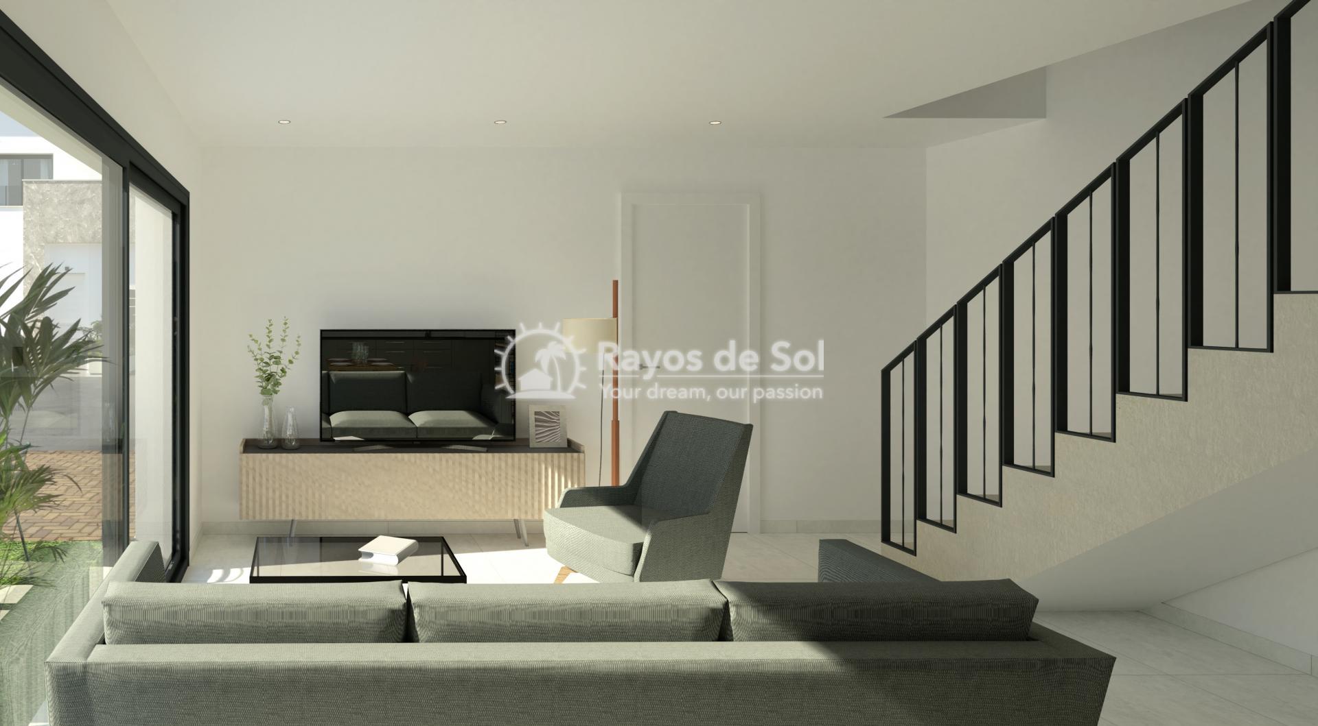 Quadvilla  in Gran Alacant, Santa Pola, Costa Blanca (Bplaya2 Q2) - 2