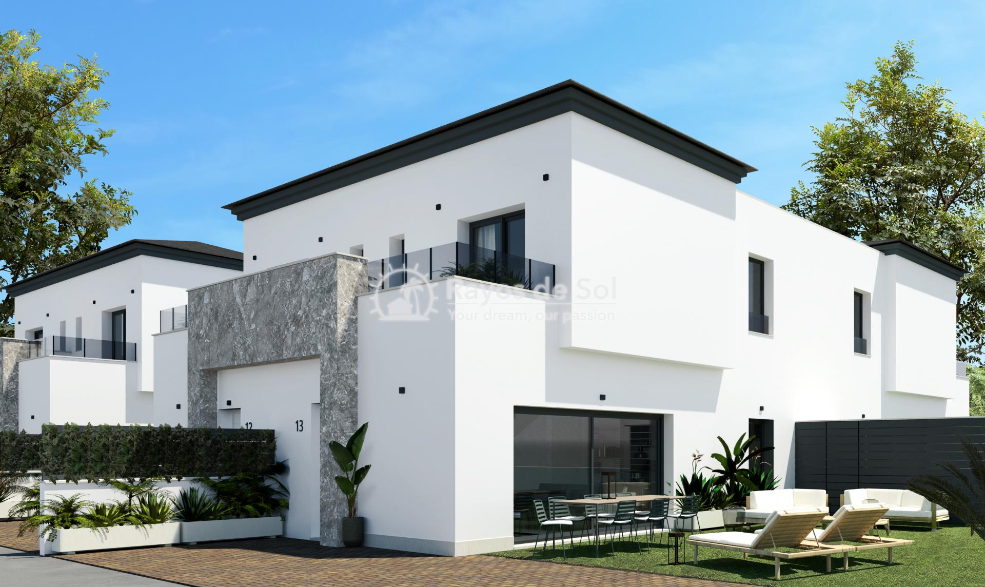 Quadvilla  in Gran Alacant, Santa Pola, Costa Blanca (Bplaya2 Q2) - 12