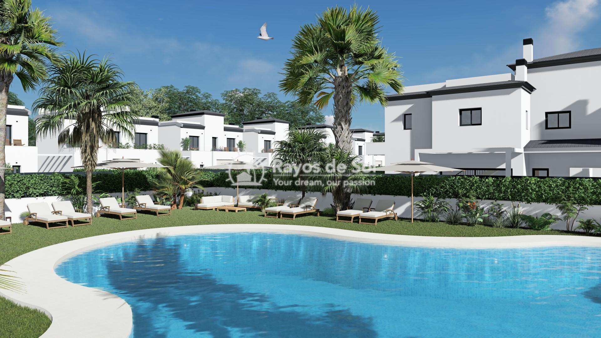 Quadvilla  in Gran Alacant, Santa Pola, Costa Blanca (Bplaya2 Q2) - 11