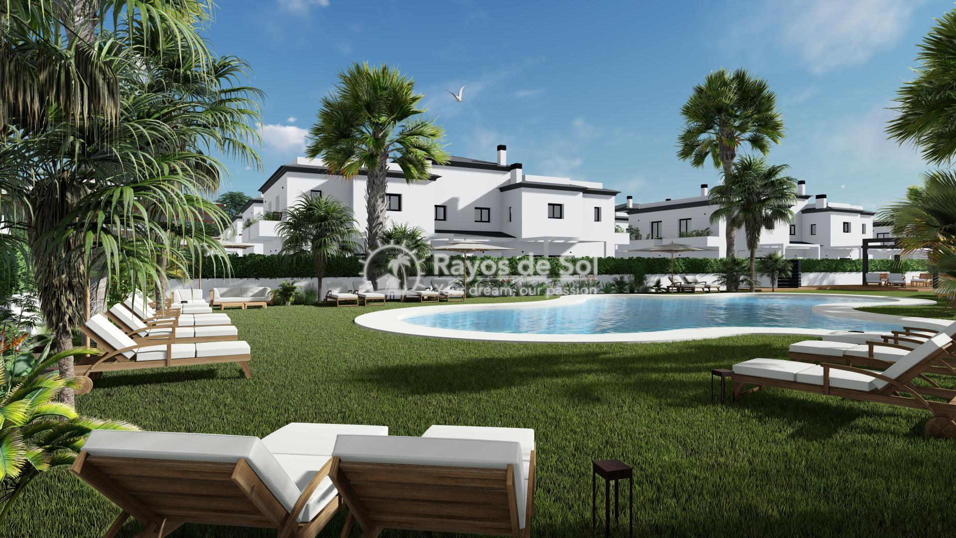 Quadvilla  in Gran Alacant, Santa Pola, Costa Blanca (Bplaya2 Q2) - 1