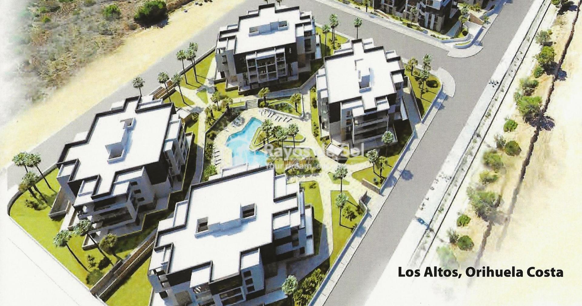 Apartment ground floor  in Orihuela Costa, Costa Blanca (amanecer6-gf-3d) - 22