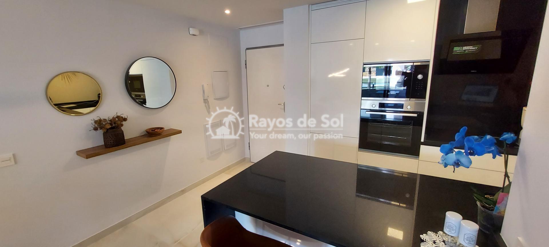 Apartment ground floor  in Orihuela Costa, Costa Blanca (amanecer6-gf-3d) - 5