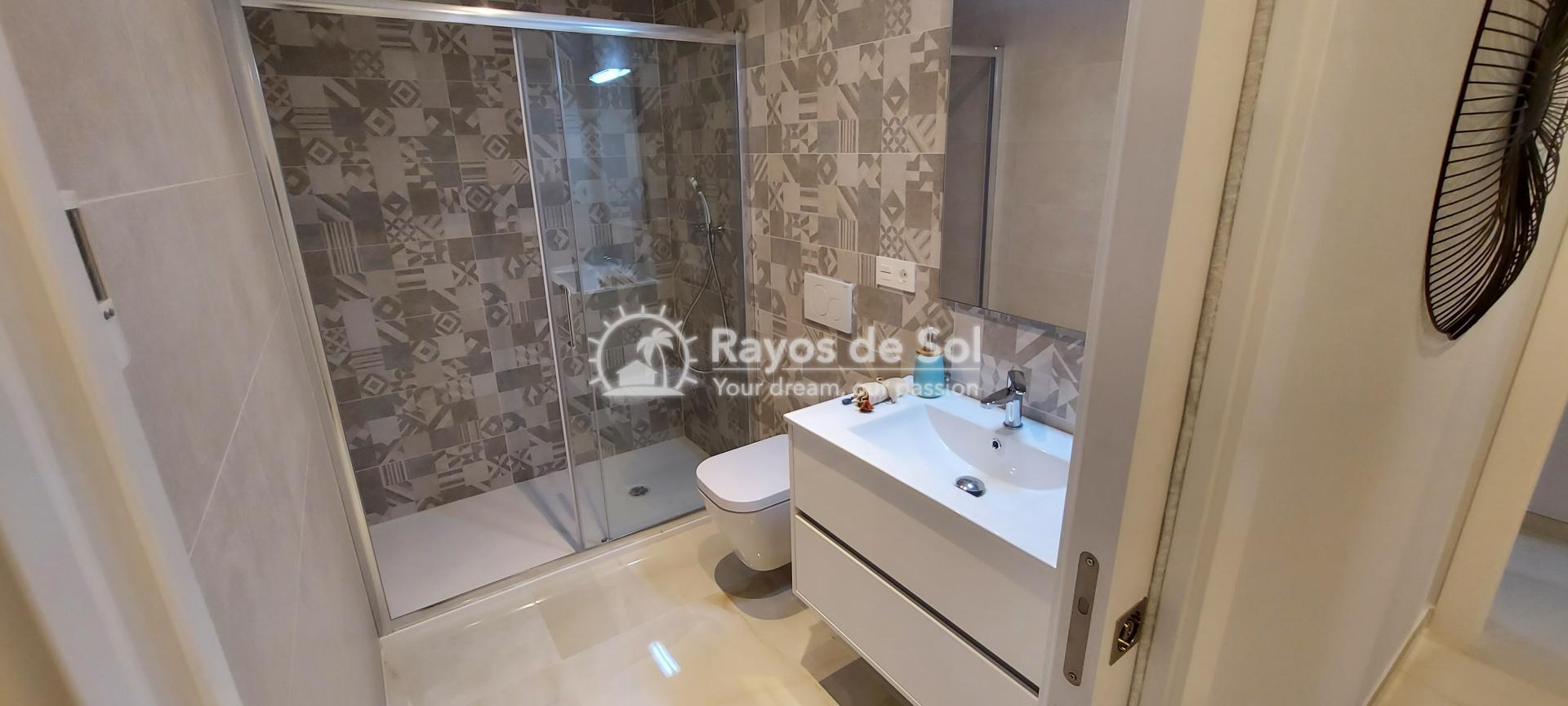 Apartment ground floor  in Orihuela Costa, Costa Blanca (amanecer6-gf-3d) - 8