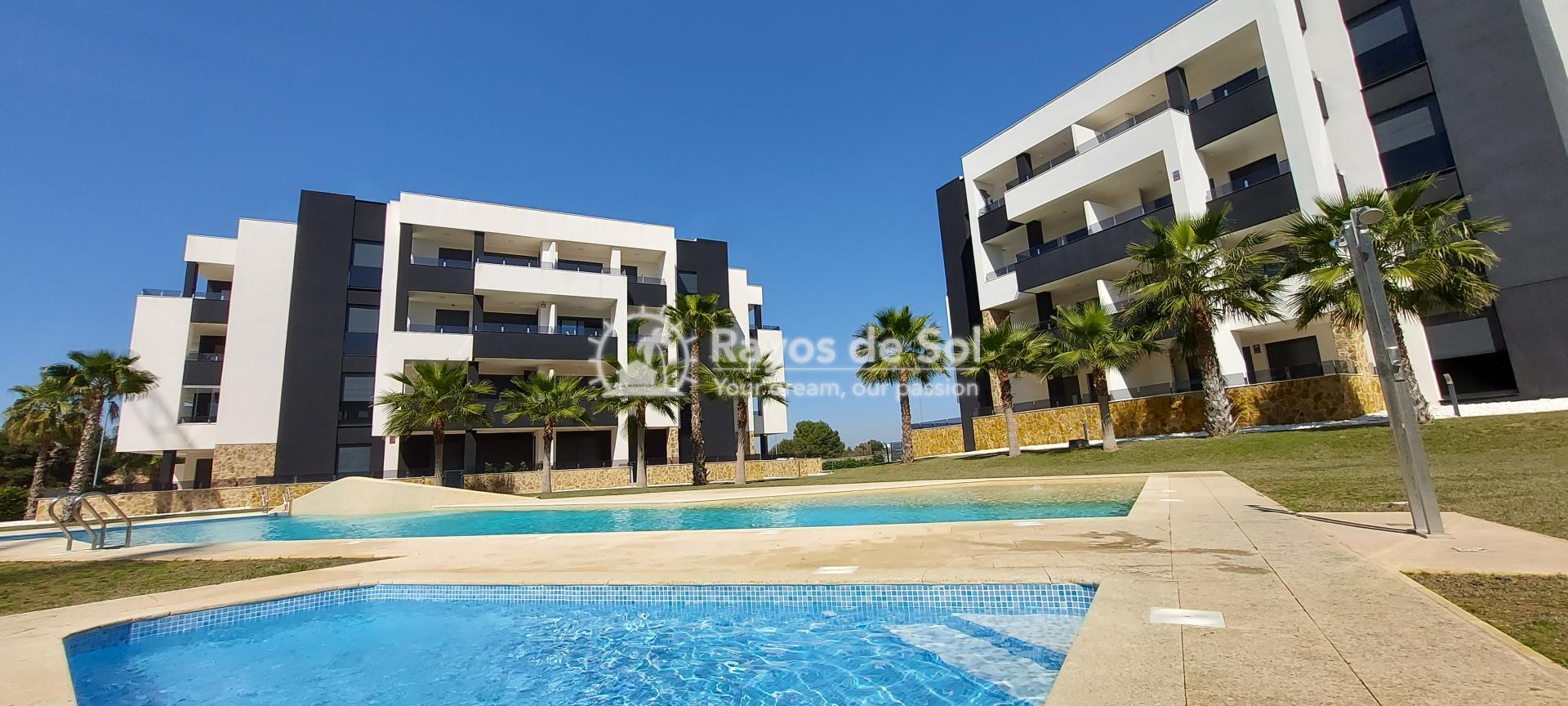 Apartment ground floor  in Orihuela Costa, Costa Blanca (amanecer6-gf-3d) - 1