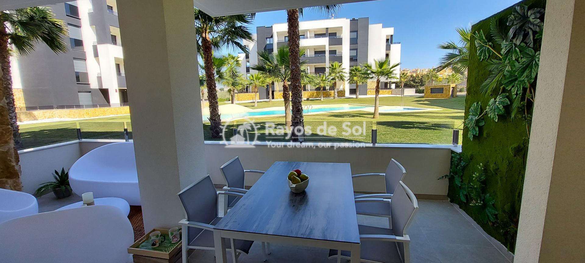 Apartment ground floor  in Orihuela Costa, Costa Blanca (amanecer6-gf-3d) - 13