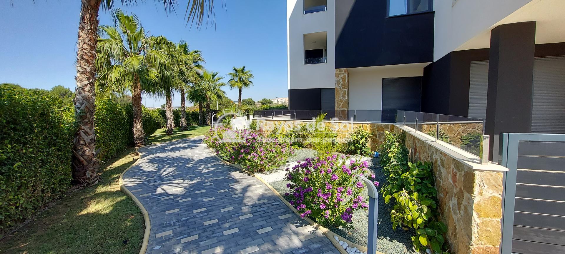 Apartment ground floor  in Orihuela Costa, Costa Blanca (amanecer6-gf-3d) - 19