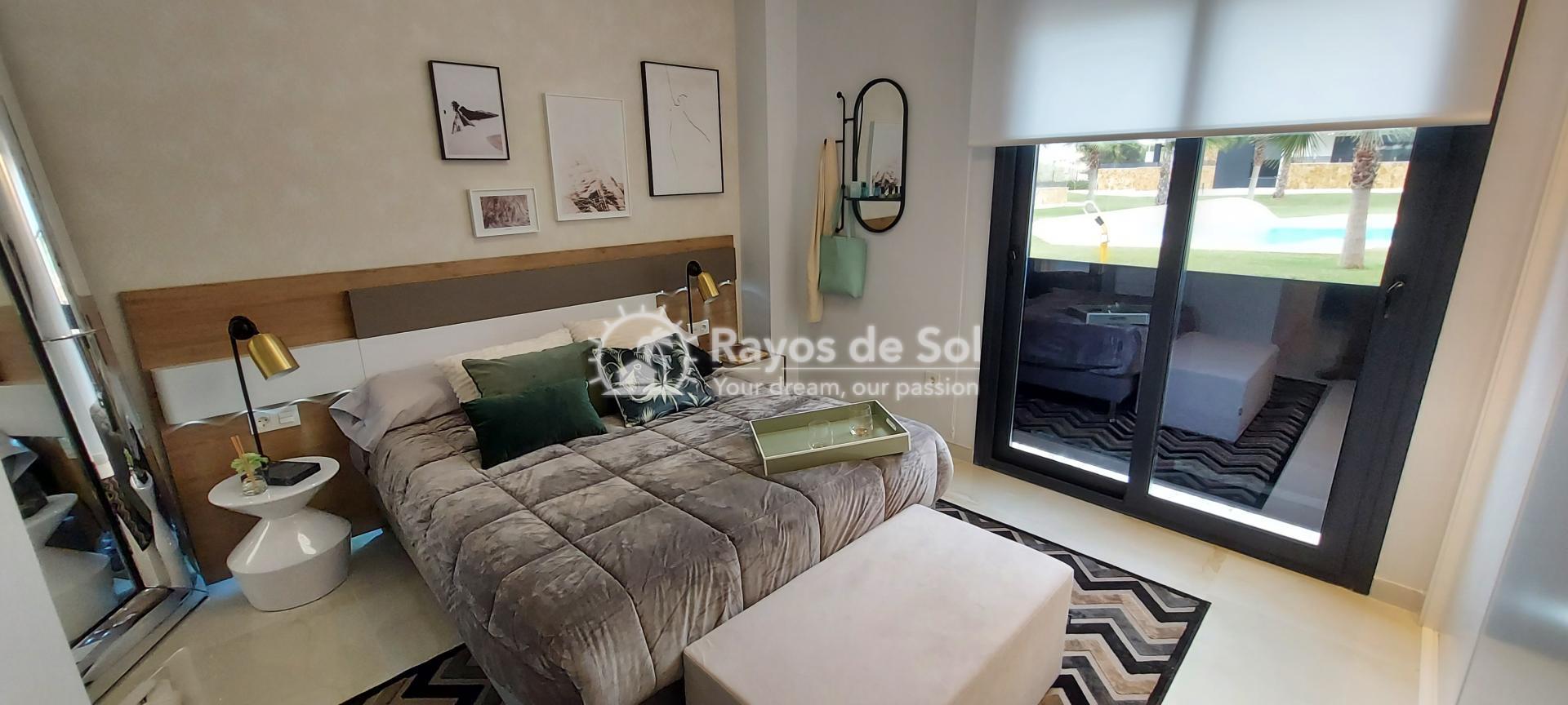 Apartment ground floor  in Orihuela Costa, Costa Blanca (amanecer6-gf-3d) - 6
