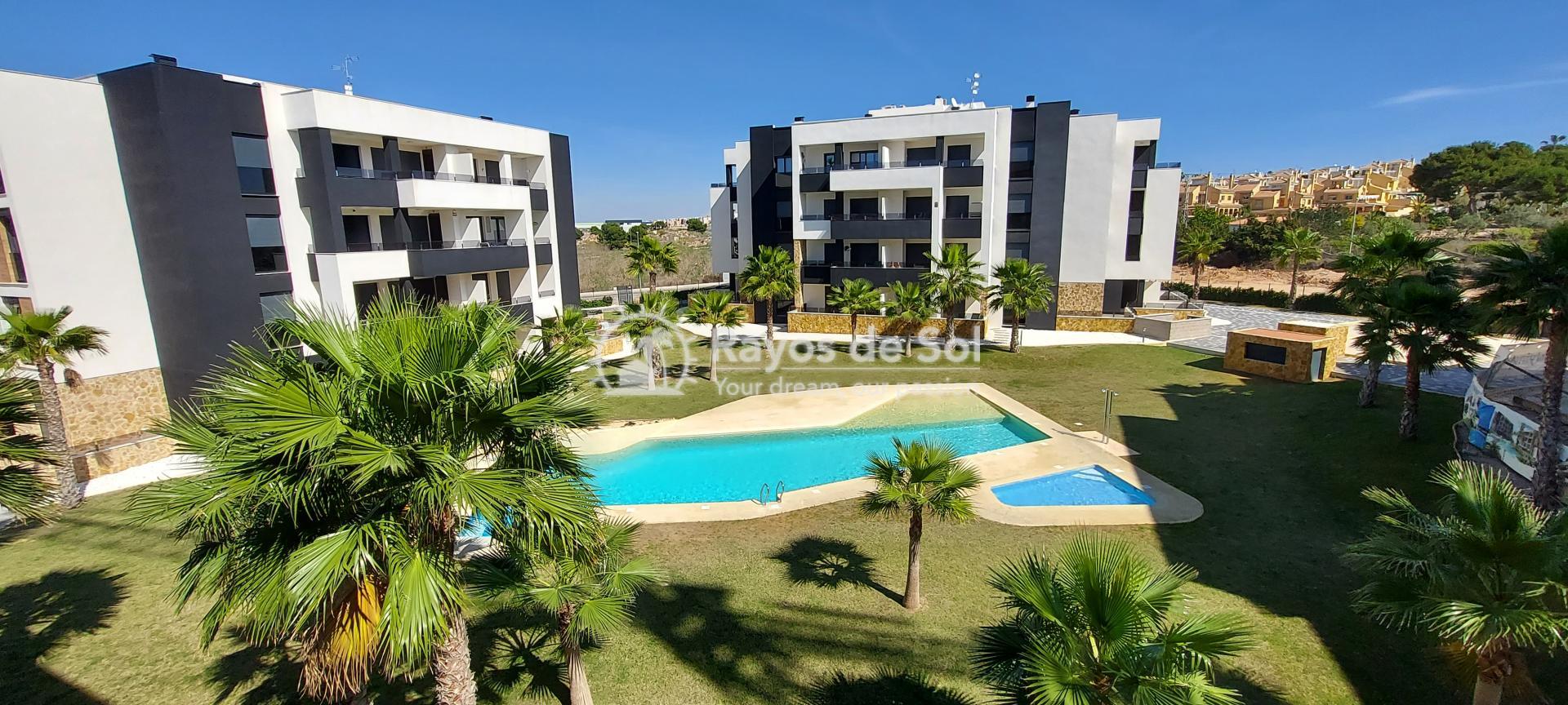 Apartment ground floor  in Orihuela Costa, Costa Blanca (amanecer6-gf-3d) - 15