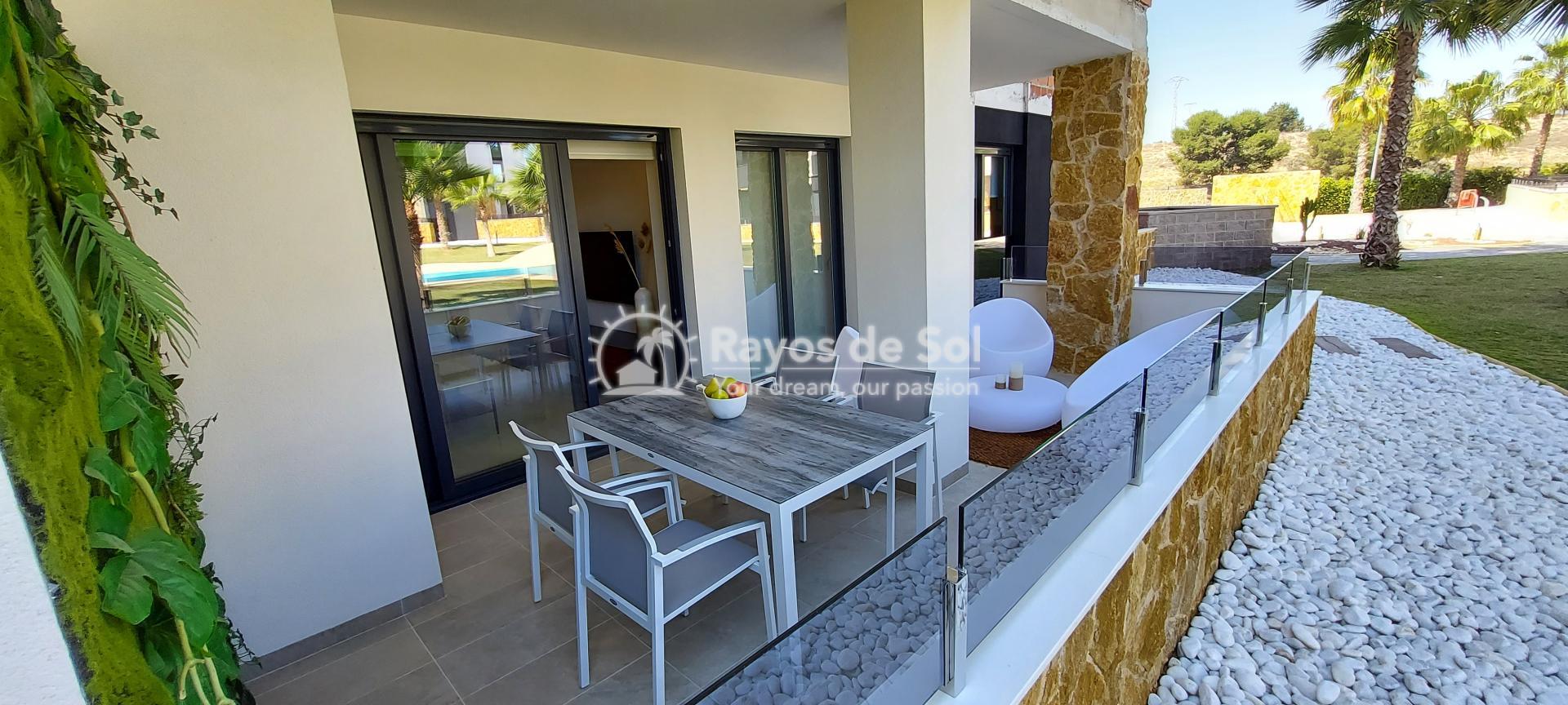 Apartment ground floor  in Orihuela Costa, Costa Blanca (amanecer6-gf-3d) - 12