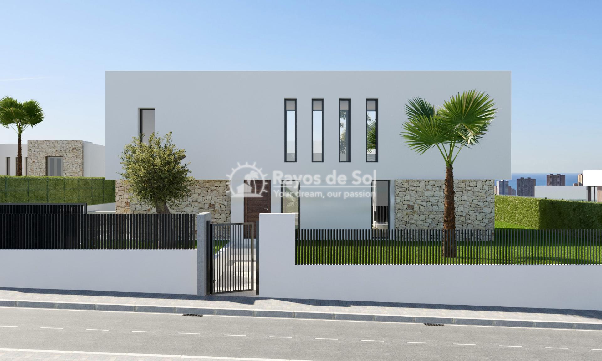 Villa  in Finestrat, Costa Blanca (Seaview4-2) - 3