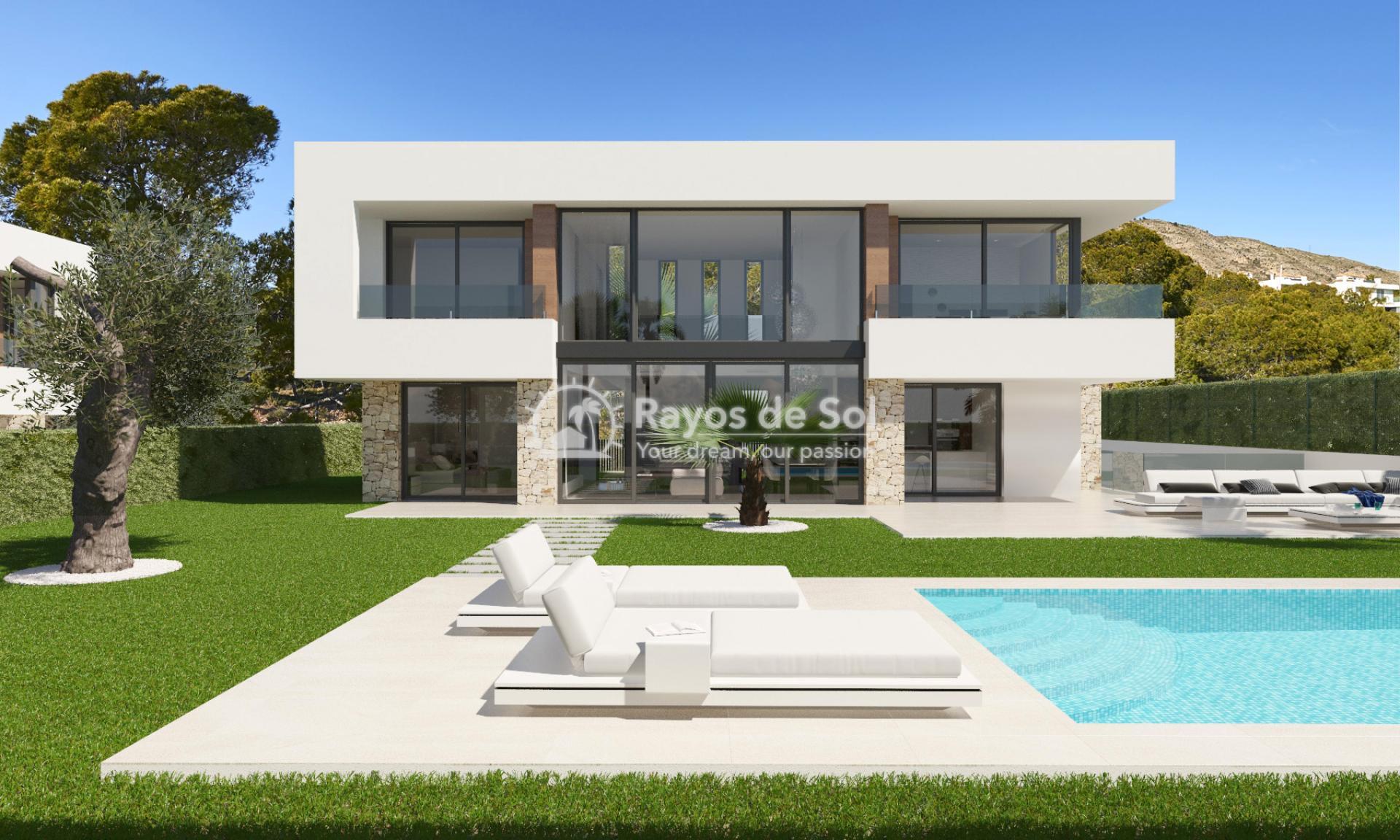 Villa  in Finestrat, Costa Blanca (Seaview4-2) - 1
