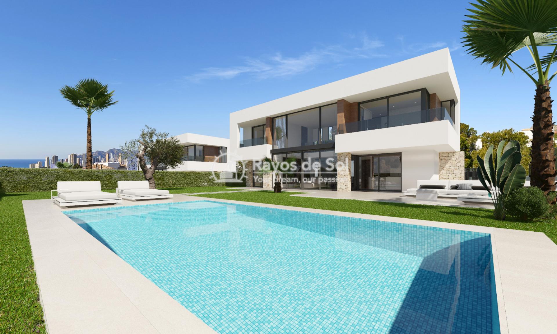 Villa  in Finestrat, Costa Blanca (Seaview4-2) - 2