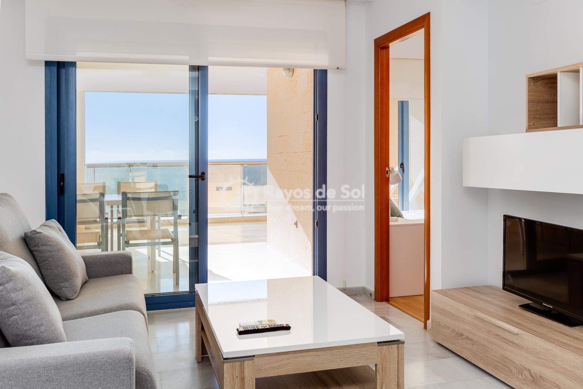 Turnekey first line apartments  in Altea, Costa Blanca (Alteabeach) - 13