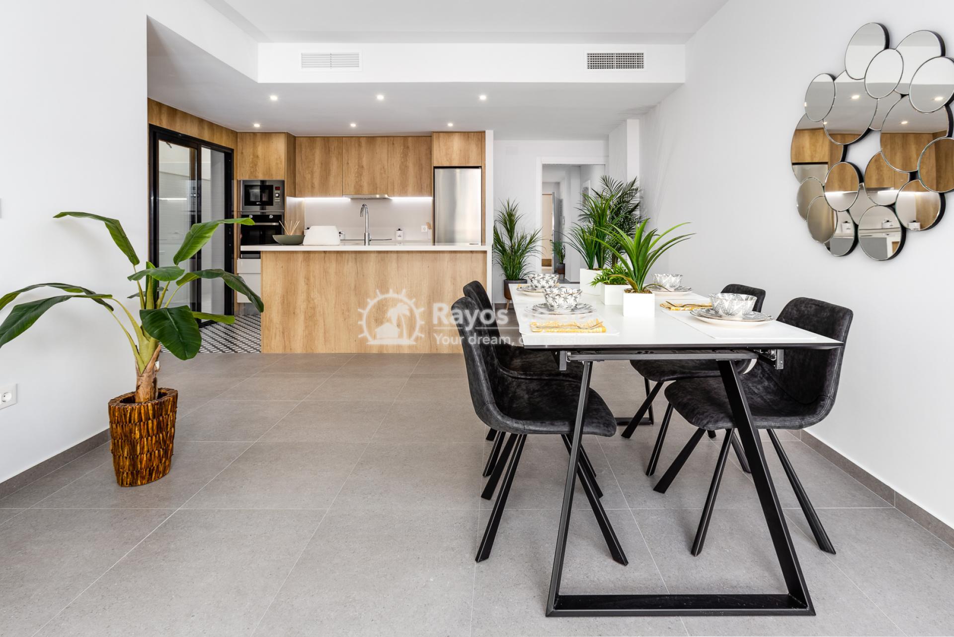 Apartment  in Bigastro, Orihuela Costa, Costa Blanca (Maria2P) - 6