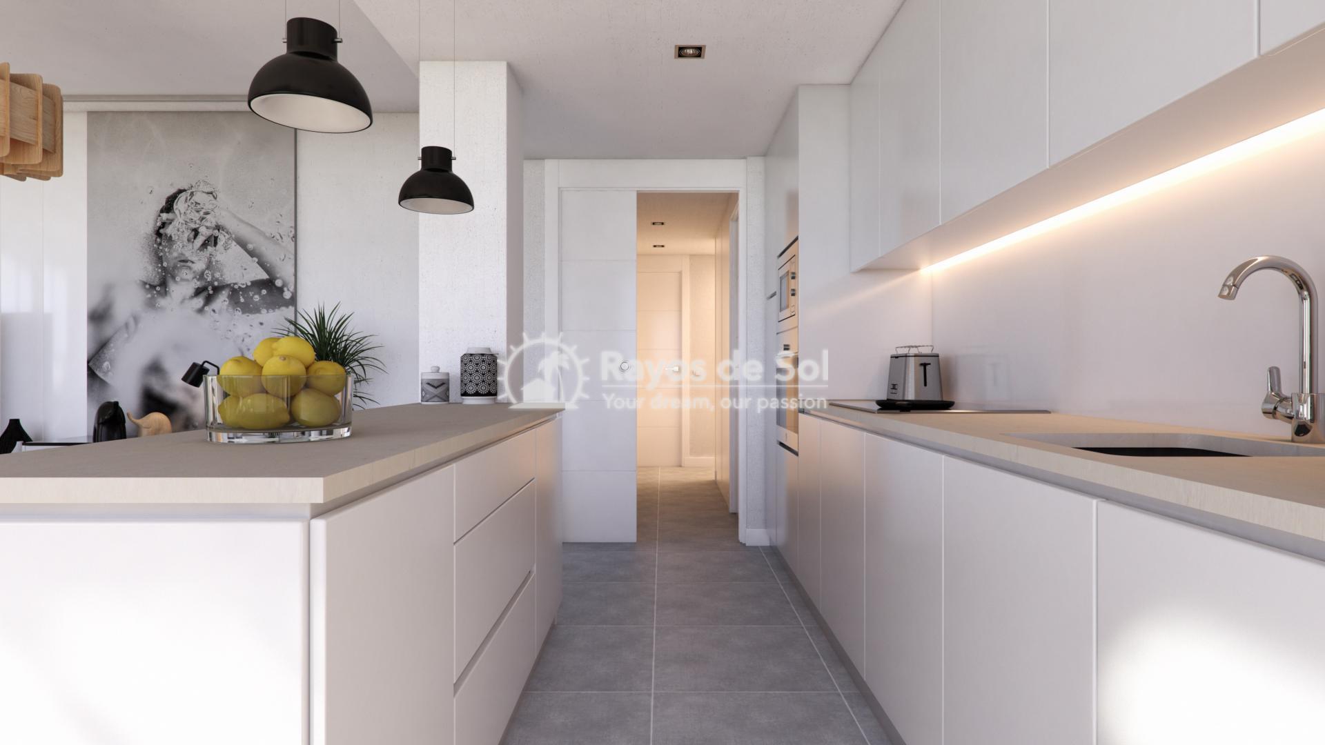 Stunning apartment  in Finestrat, Costa Blanca (Fiursea2-2) - 3