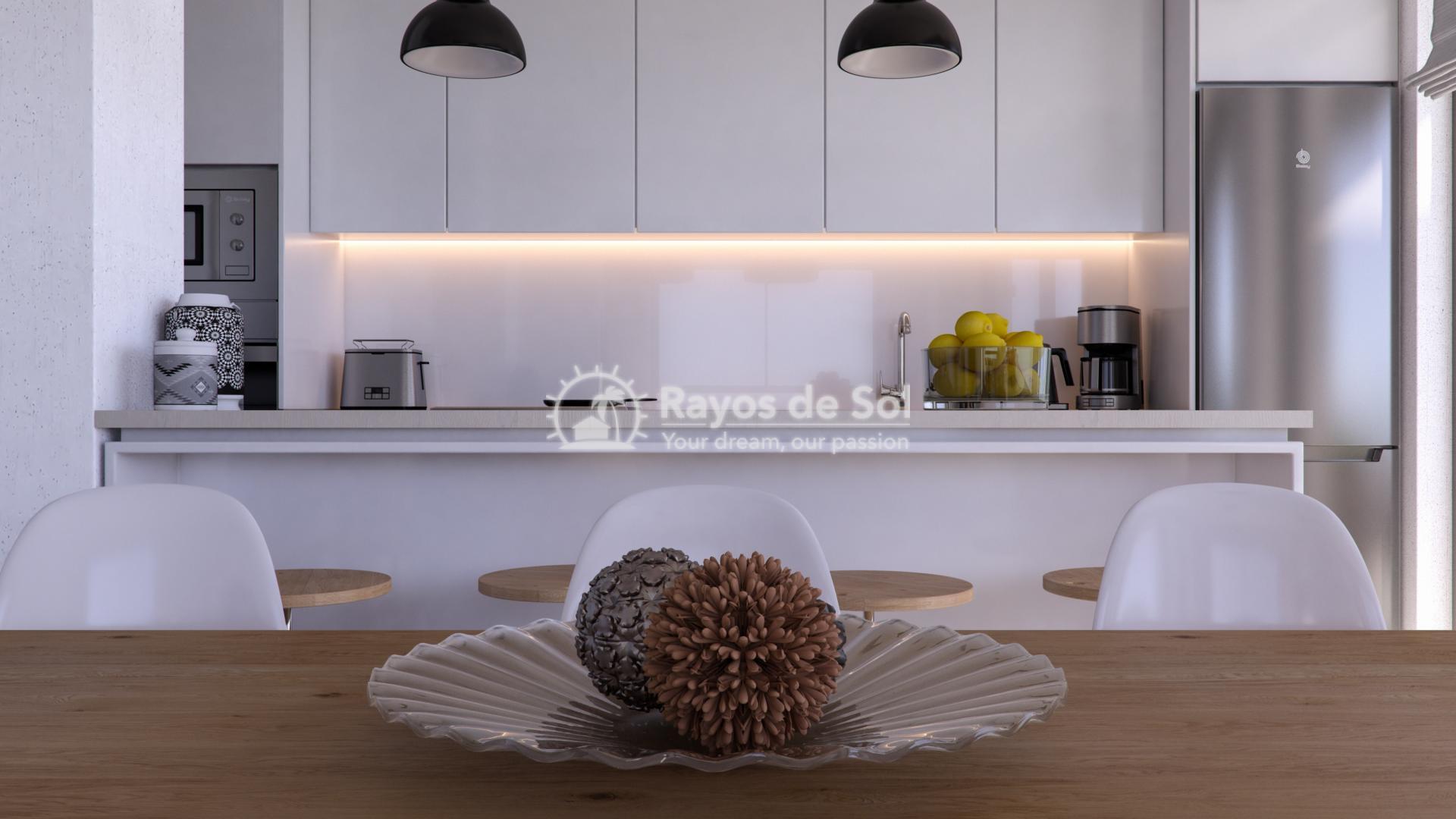Stunning apartment  in Finestrat, Costa Blanca (Fiursea2-2) - 4