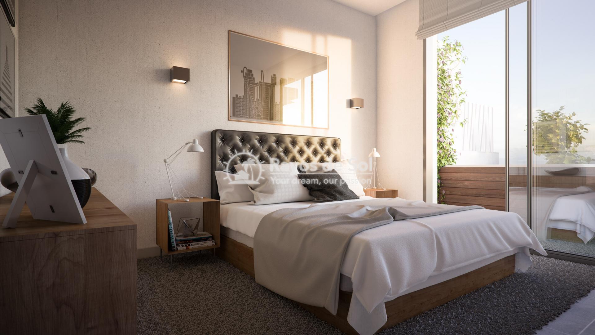 Stunning apartment  in Finestrat, Costa Blanca (Fiursea2-2) - 7