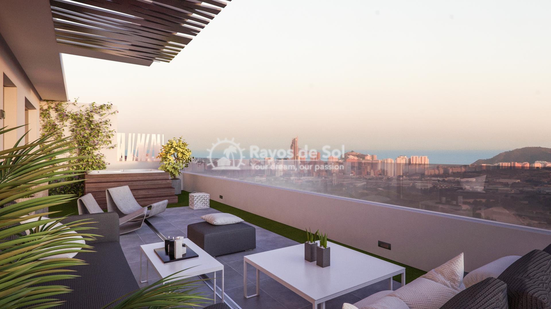 Stunning apartment  in Finestrat, Costa Blanca (FIURSEA3-2) - 16