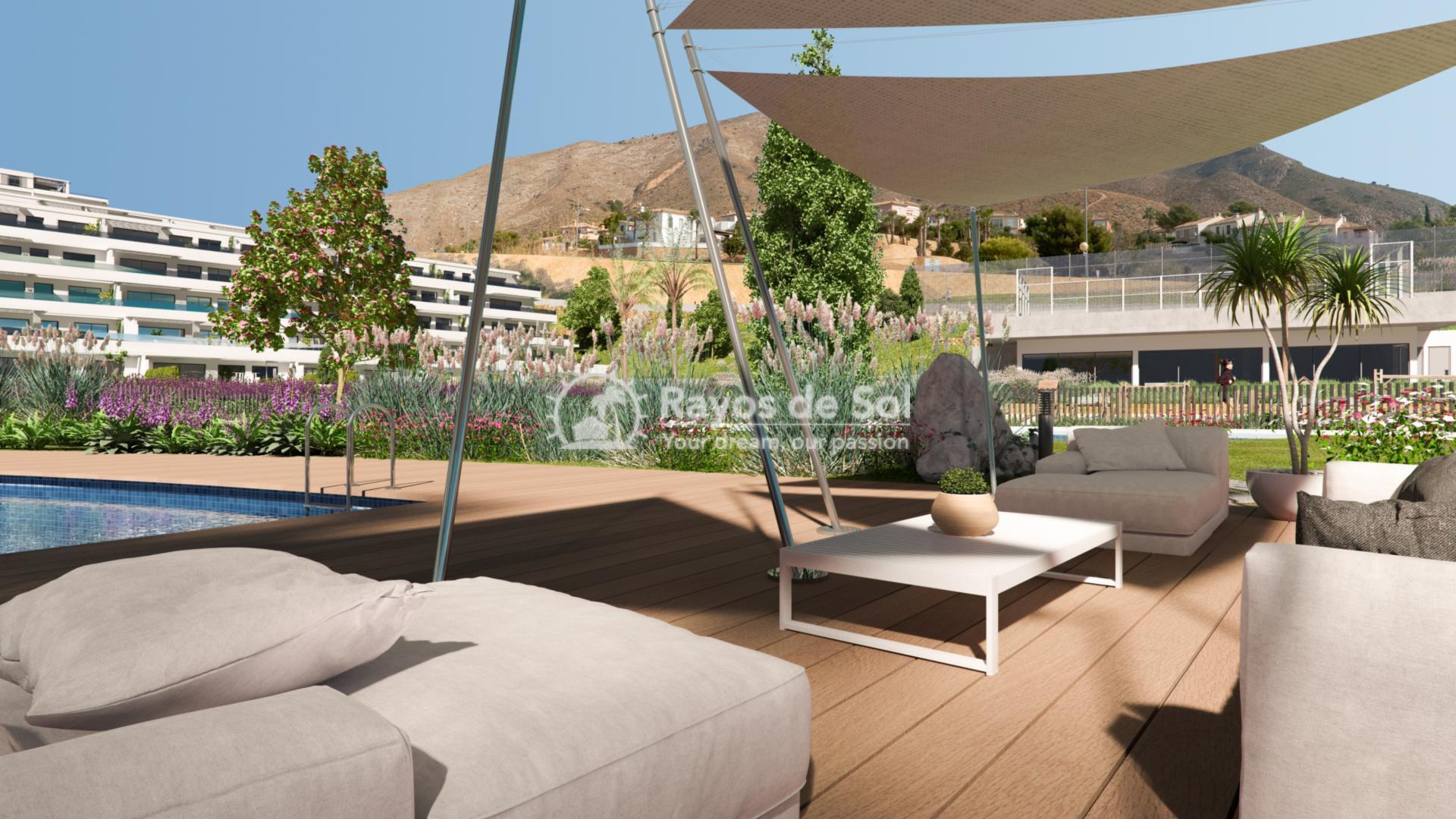 Stunning apartment  in Finestrat, Costa Blanca (FIURSEA3-2) - 15