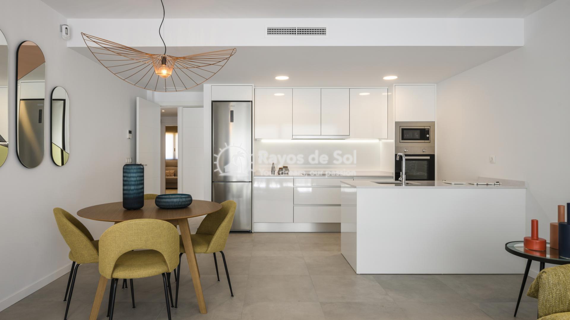 Beautiful apartments with seaviews  in Campoamor, Orihuela Costa, Costa Blanca (CAMURSEA2-2) - 10