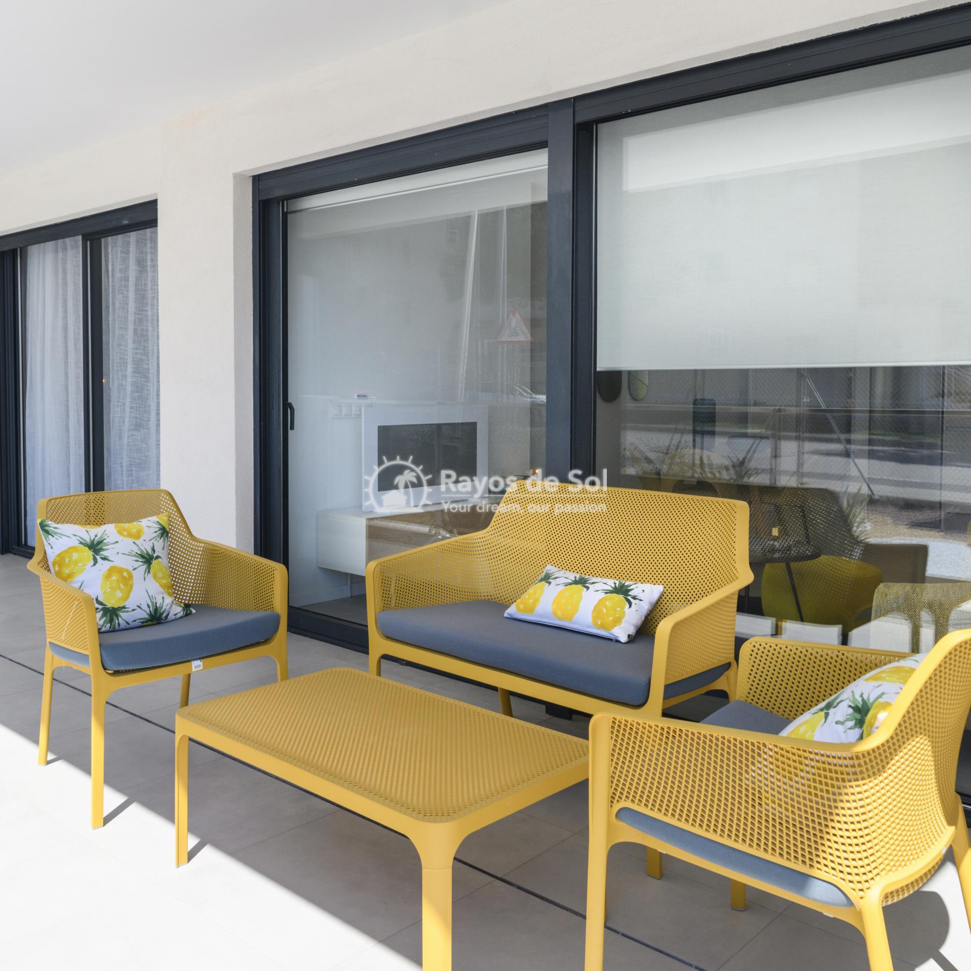 Beautiful apartments with seaviews  in Campoamor, Orihuela Costa, Costa Blanca (CAMURSEA2-2) - 42