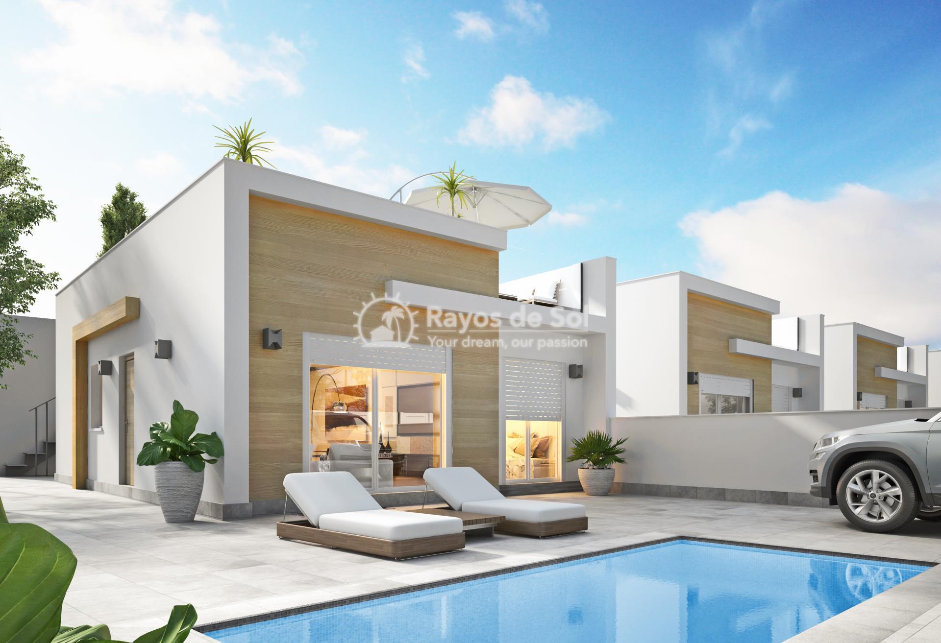 Villa with private pool  in Avileses, Costa Cálida (AVPCRAL3-2) - 1