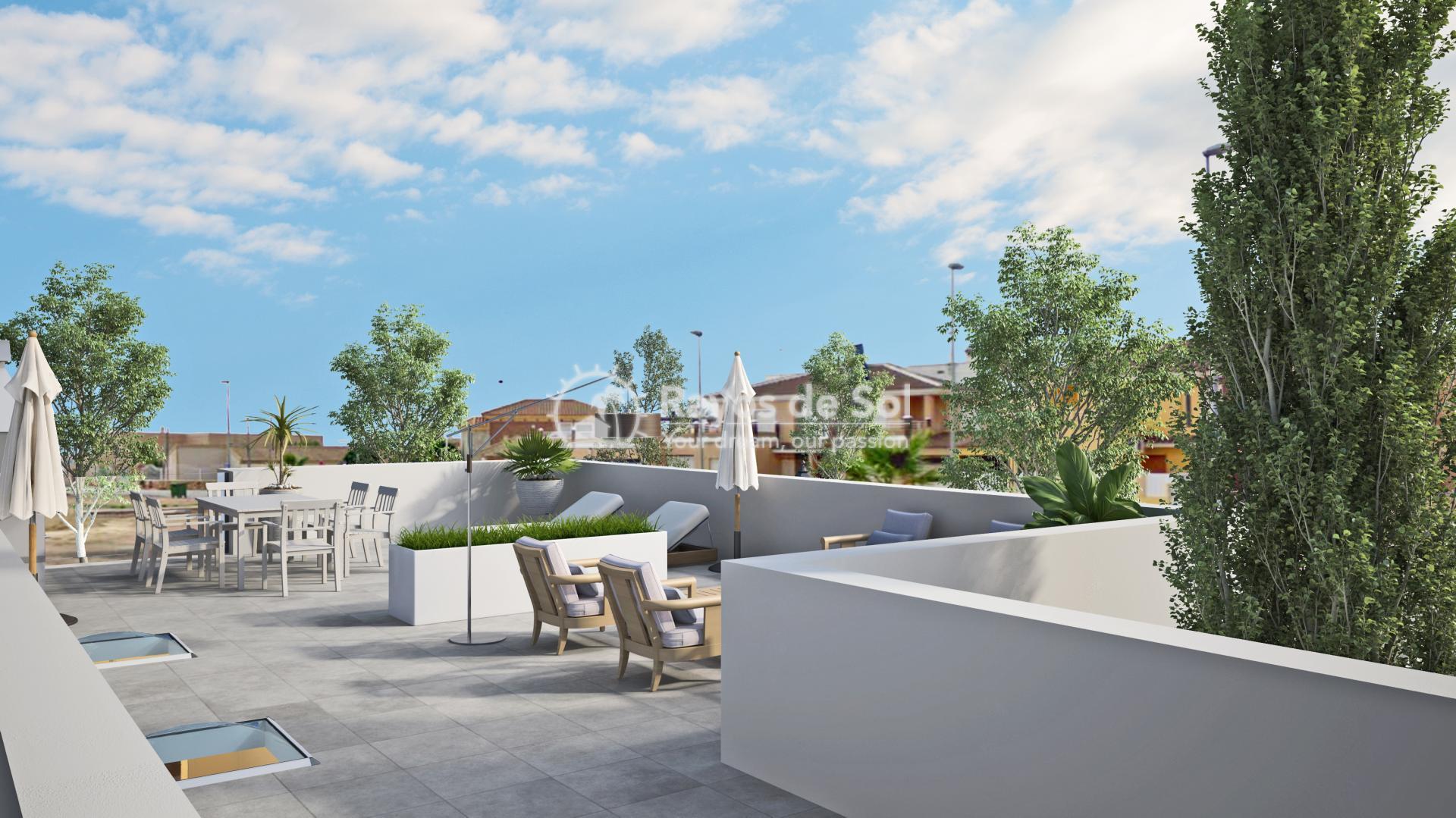 Villa with private pool  in Avileses, Costa Cálida (AVPCRAL3-2) - 9