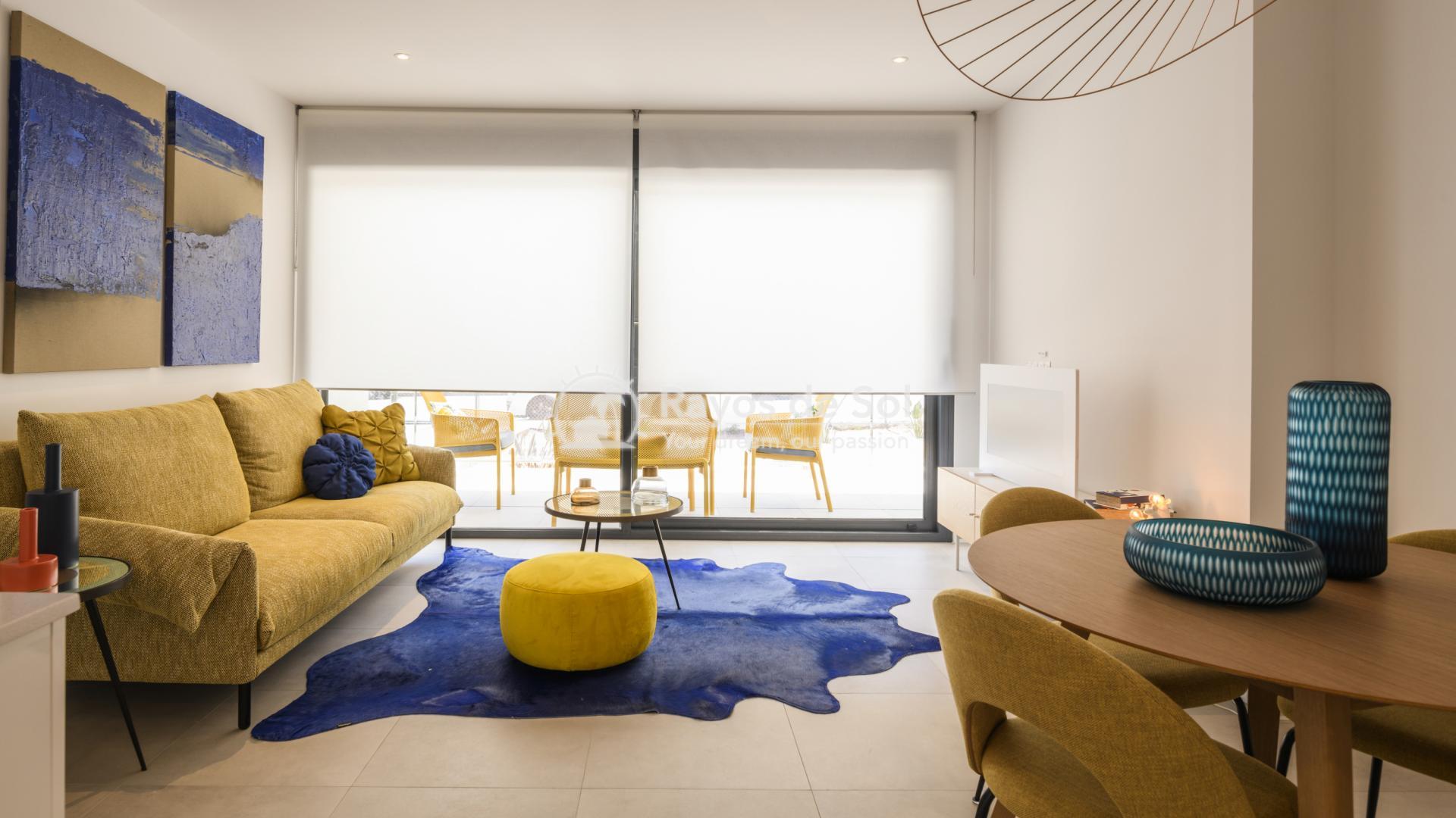 Luxury apartment Ground floor  in Campoamor, Orihuela Costa, Costa Blanca (CAMURSEA2-2B) - 11