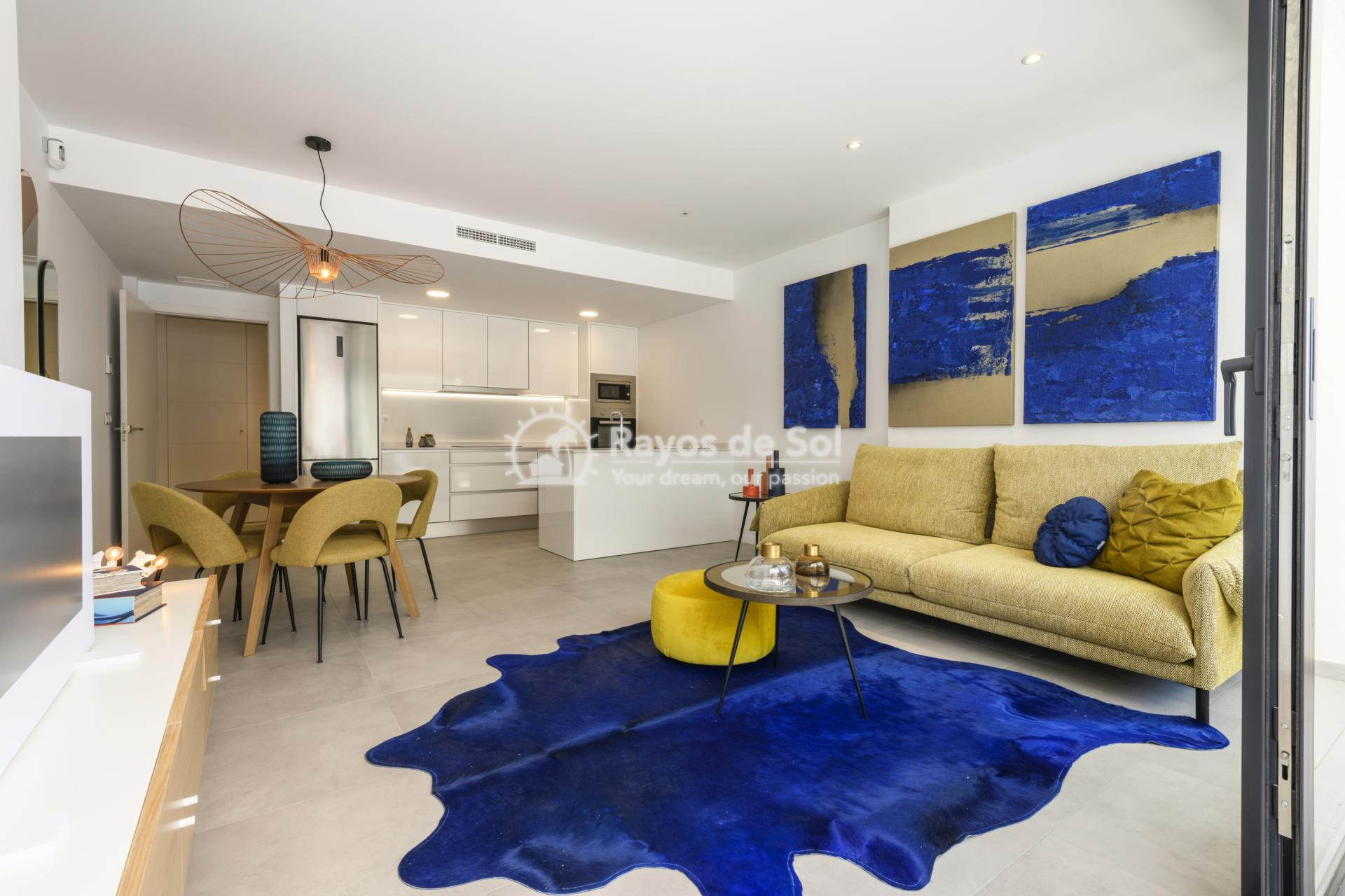 Luxury apartment Ground floor  in Campoamor, Orihuela Costa, Costa Blanca (CAMURSEA2-2B) - 12