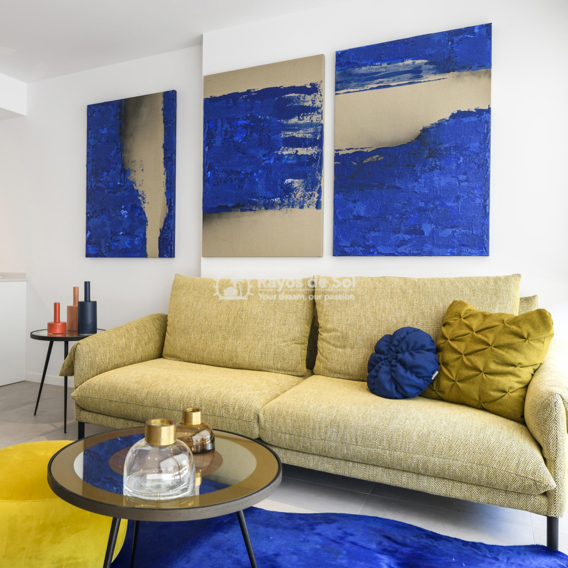 Luxury apartment Ground floor  in Campoamor, Orihuela Costa, Costa Blanca (CAMURSEA2-2B) - 13