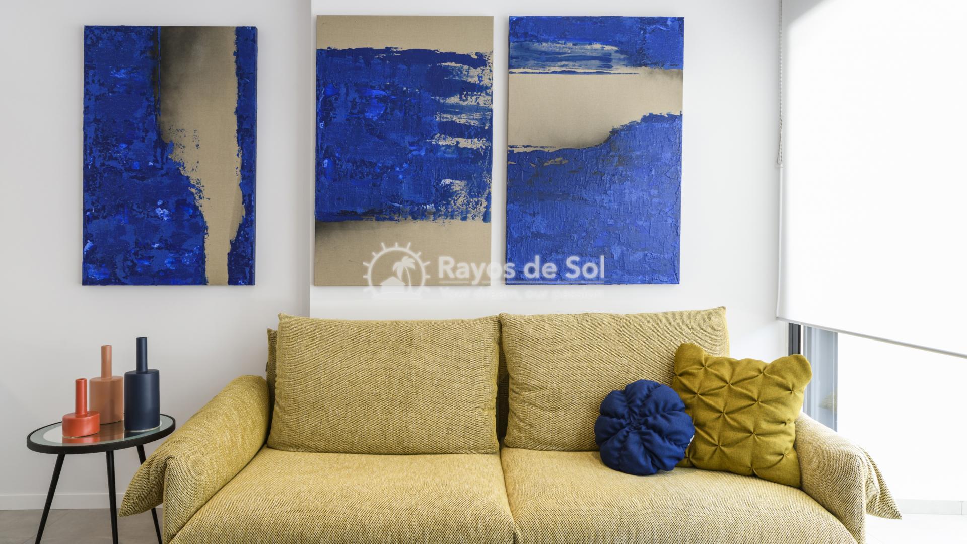 Luxury apartment Ground floor  in Campoamor, Orihuela Costa, Costa Blanca (CAMURSEA2-2B) - 14