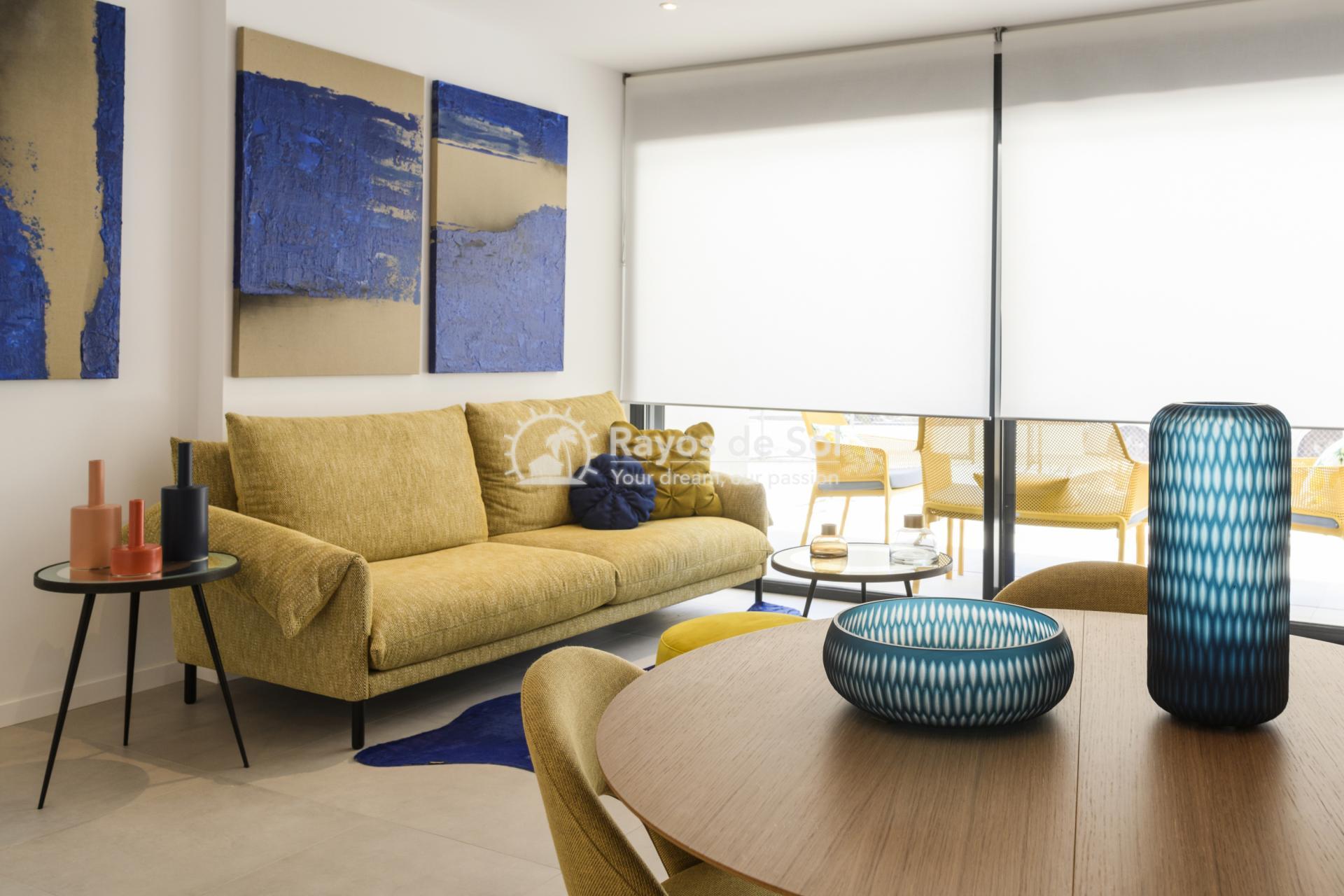 Luxury apartment Ground floor  in Campoamor, Orihuela Costa, Costa Blanca (CAMURSEA2-2B) - 15