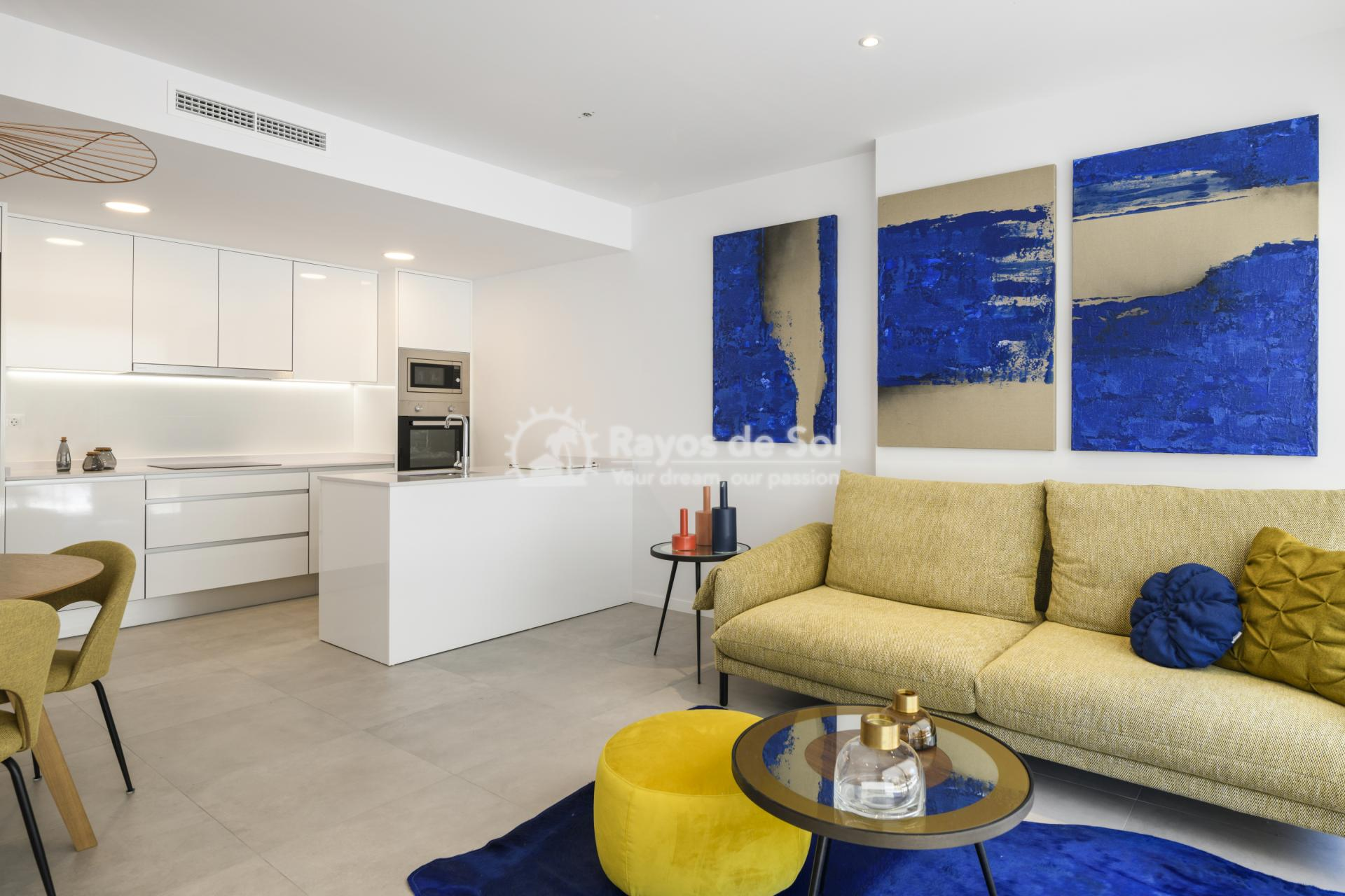 Luxury apartment Ground floor  in Campoamor, Orihuela Costa, Costa Blanca (CAMURSEA2-2B) - 16