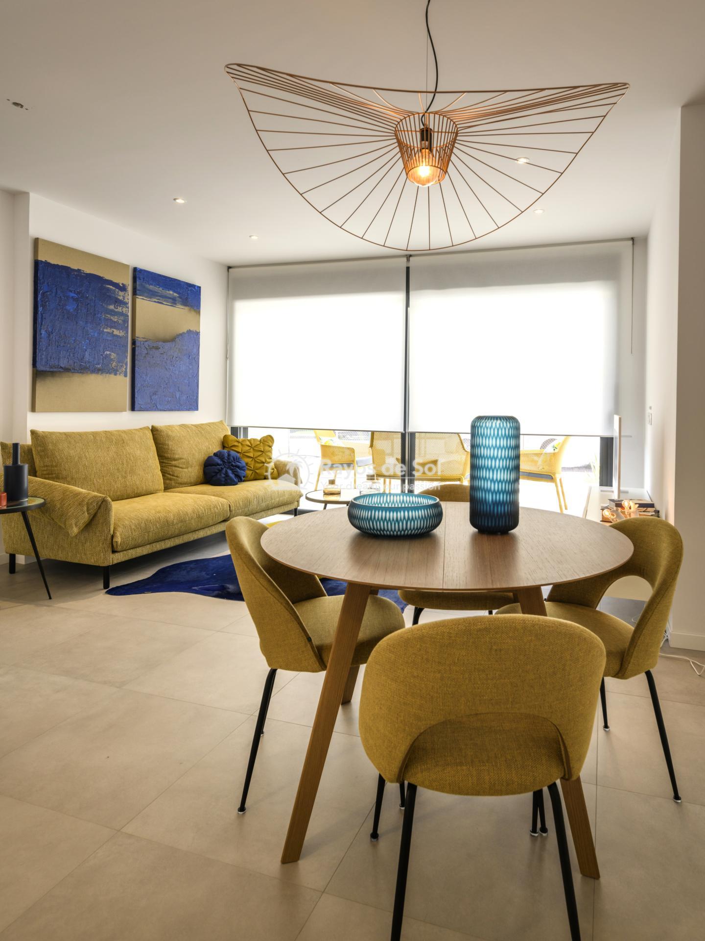 Luxury apartment Ground floor  in Campoamor, Orihuela Costa, Costa Blanca (CAMURSEA2-2B) - 17
