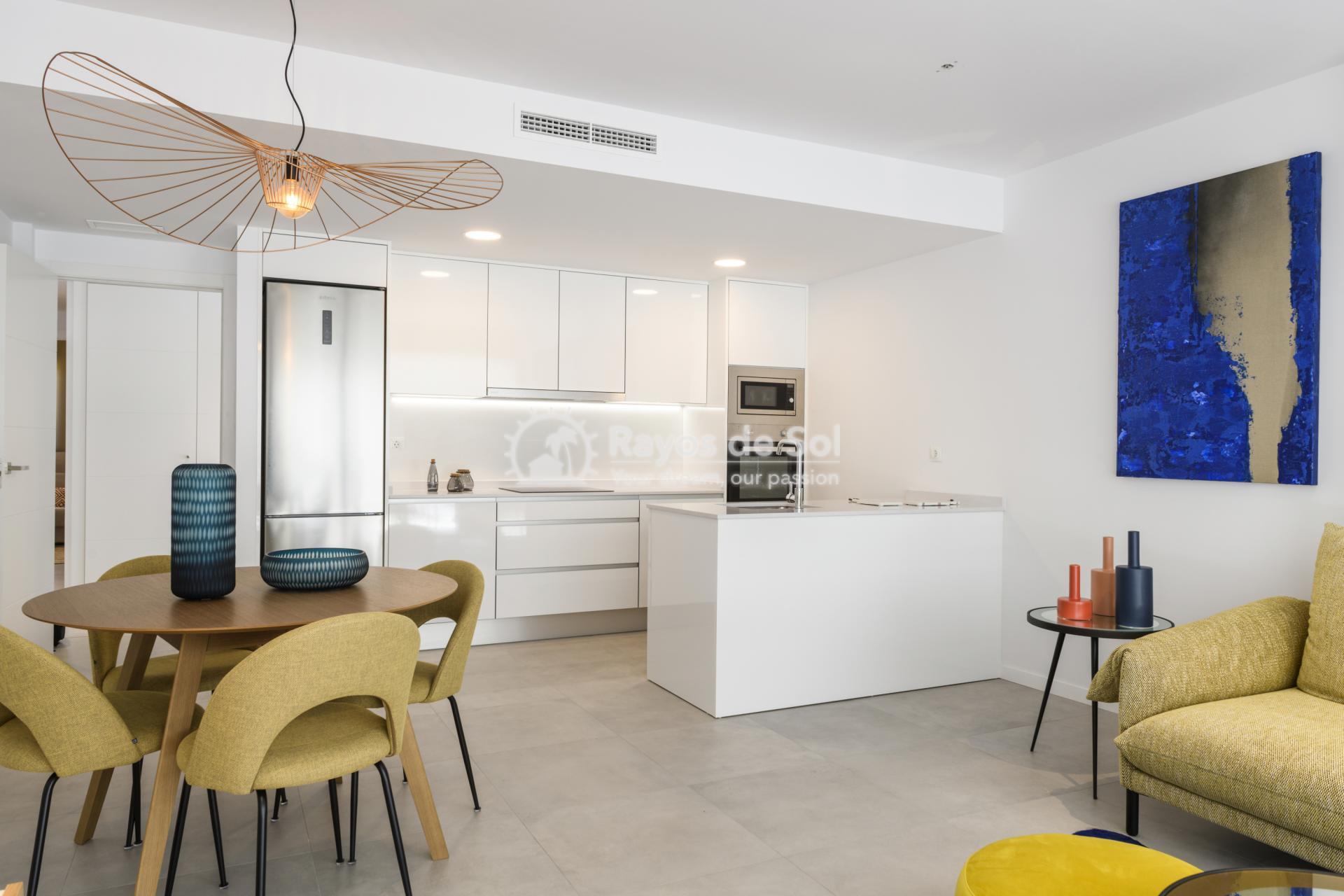Luxury apartment Ground floor  in Campoamor, Orihuela Costa, Costa Blanca (CAMURSEA2-2B) - 18