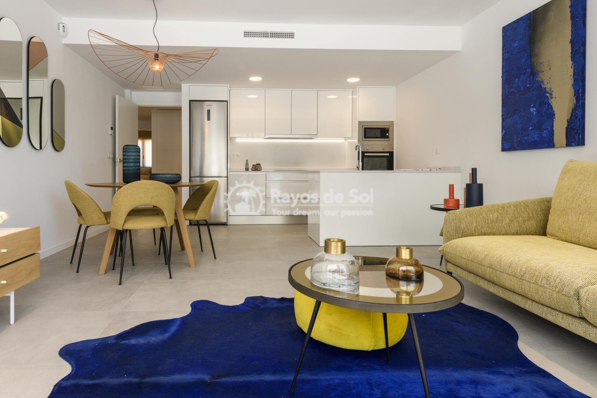 Luxury apartment Ground floor  in Campoamor, Orihuela Costa, Costa Blanca (CAMURSEA2-2B) - 19