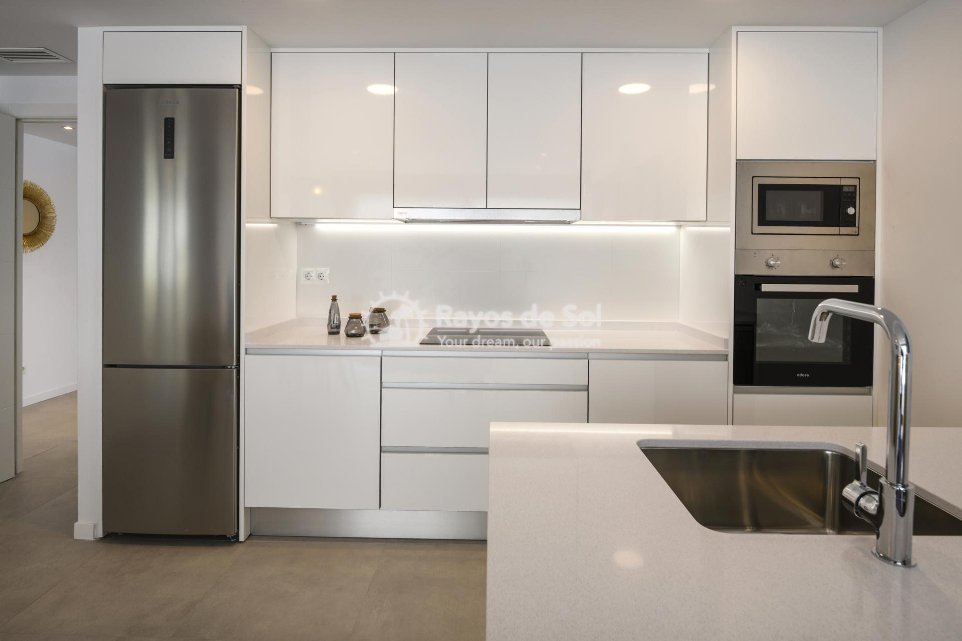 Luxury apartment Ground floor  in Campoamor, Orihuela Costa, Costa Blanca (CAMURSEA2-2B) - 20