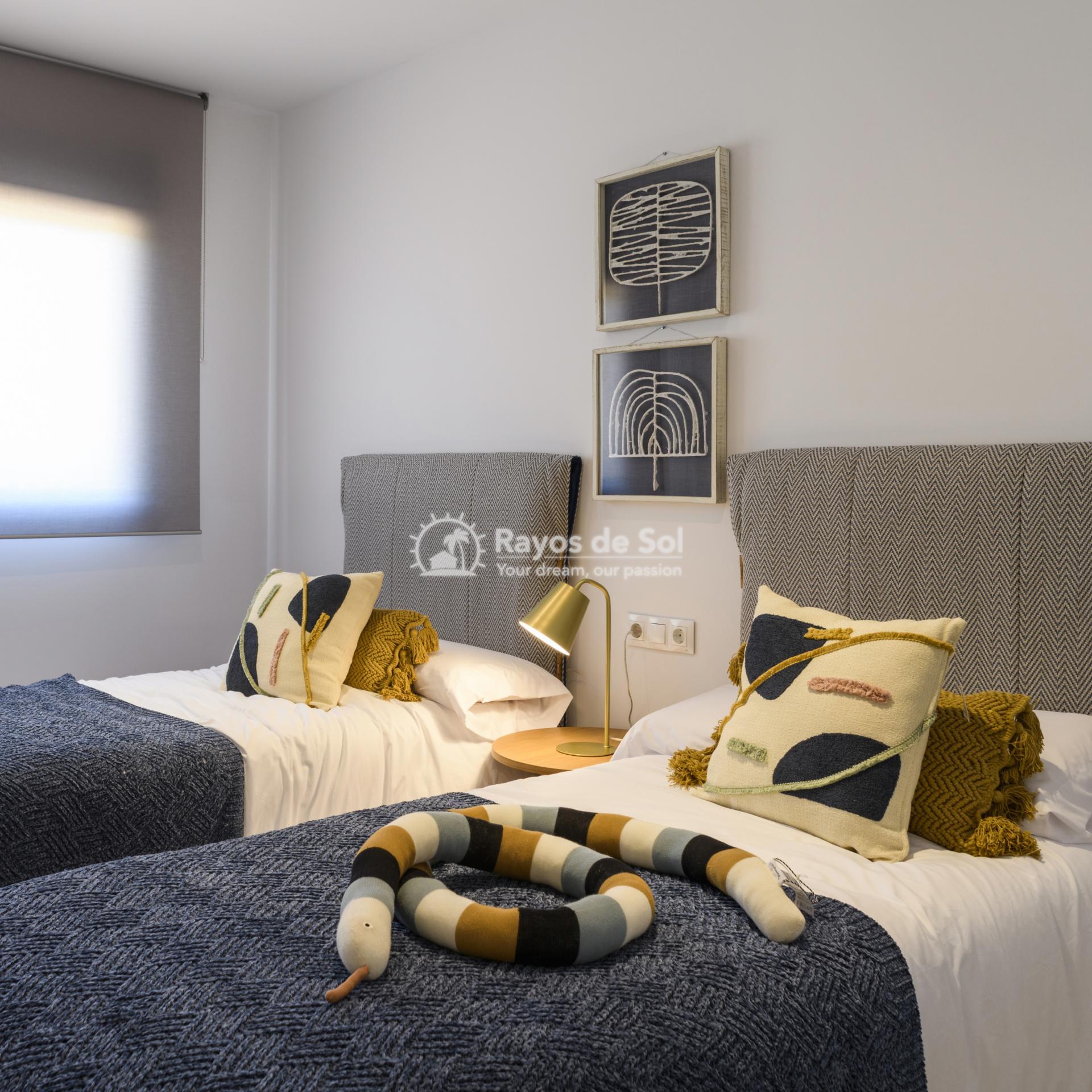 Luxury apartment Ground floor  in Campoamor, Orihuela Costa, Costa Blanca (CAMURSEA2-2B) - 37