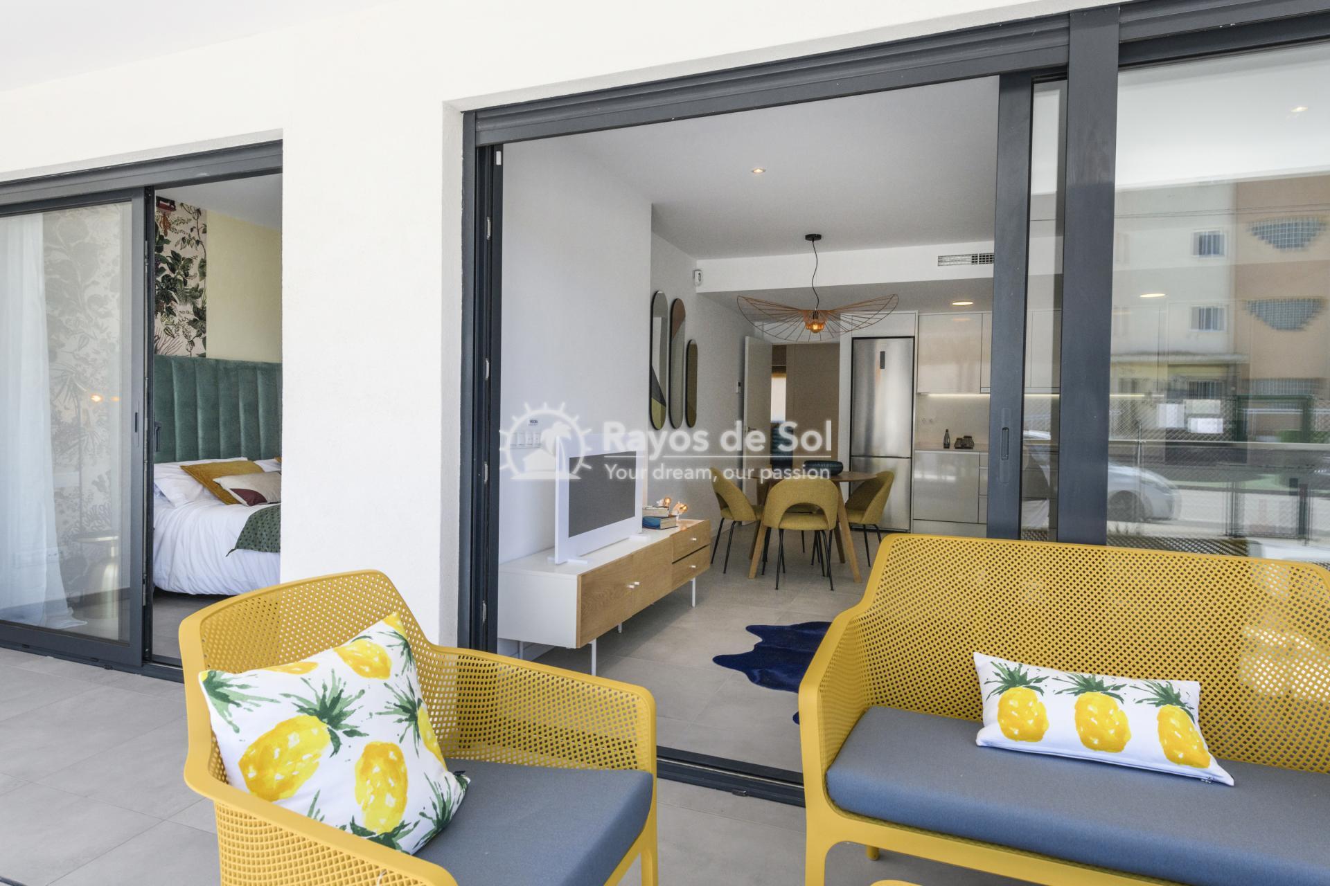 Luxury apartment Ground floor  in Campoamor, Orihuela Costa, Costa Blanca (CAMURSEA2-2B) - 42