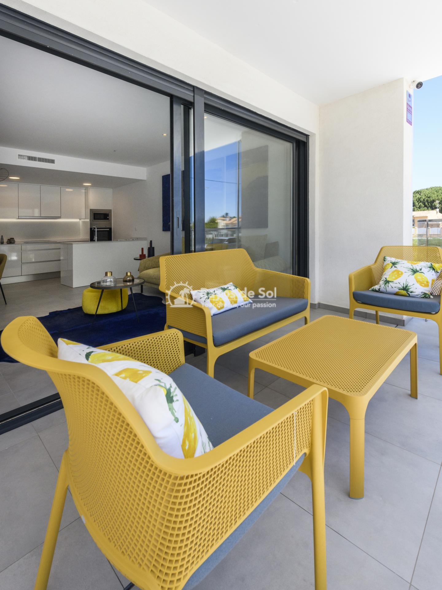 Luxury apartment Ground floor  in Campoamor, Orihuela Costa, Costa Blanca (CAMURSEA2-2B) - 44