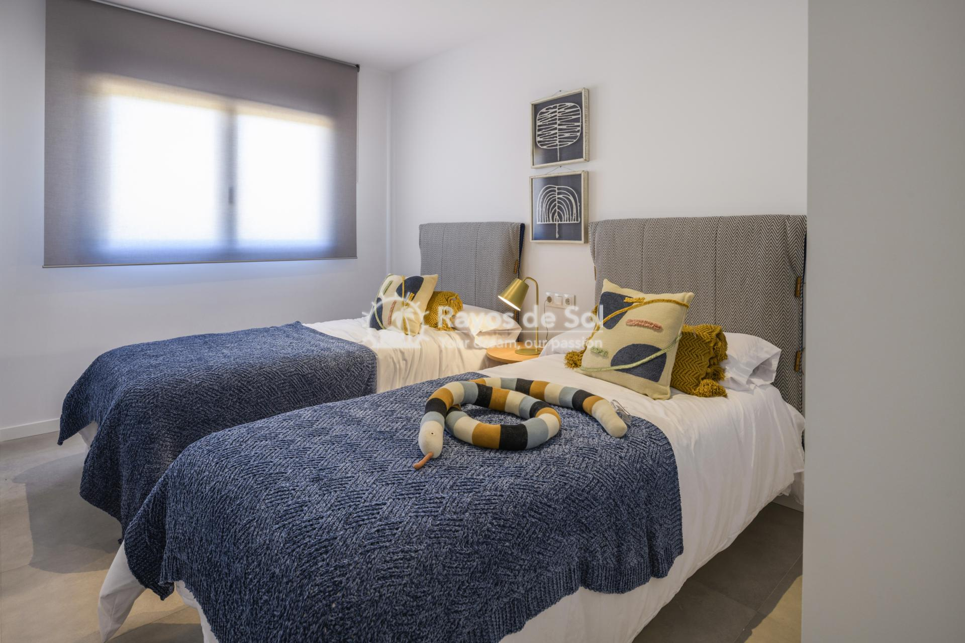 Luxury apartment ground floor  in Campoamor, Orihuela Costa, Costa Blanca (CAMURSEA3-2B) - 33