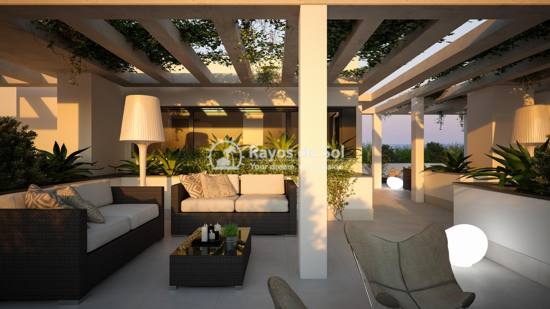 Penthouse with seaviews  in Campoamor, Orihuela Costa, Costa Blanca (CAMURSEA2-2P) - 2