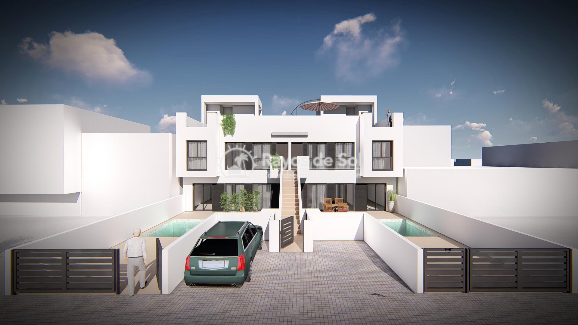 Penthouse  in Lo Pagan, Costa Cálida (LPPCLH22-2P) - 4