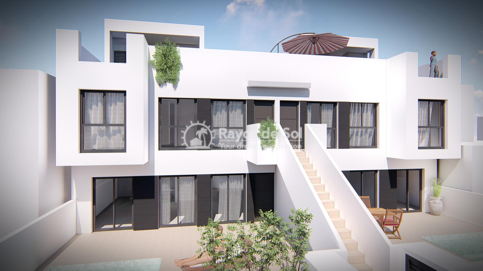 Penthouse  in Lo Pagan, Costa Cálida (LPPCLH22-2P) - 3