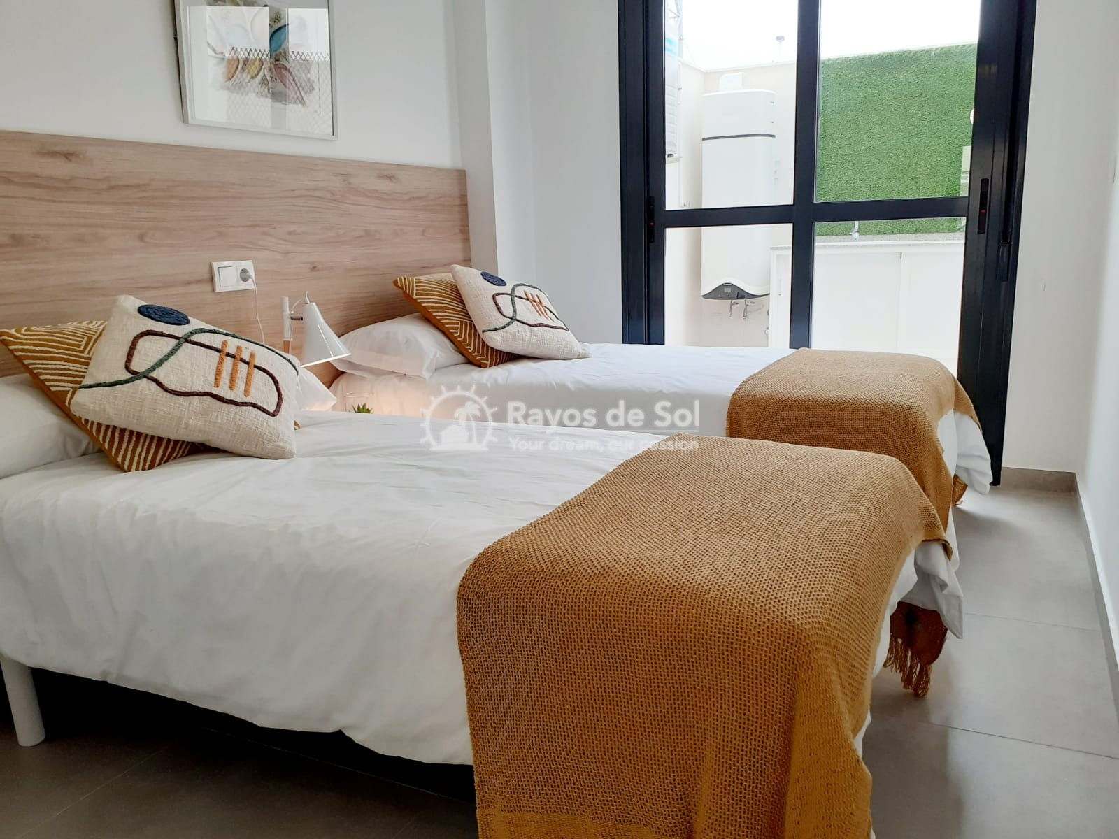Apartment  in Lo Pagan, Costa Cálida (LPPCLH32-2B) - 8