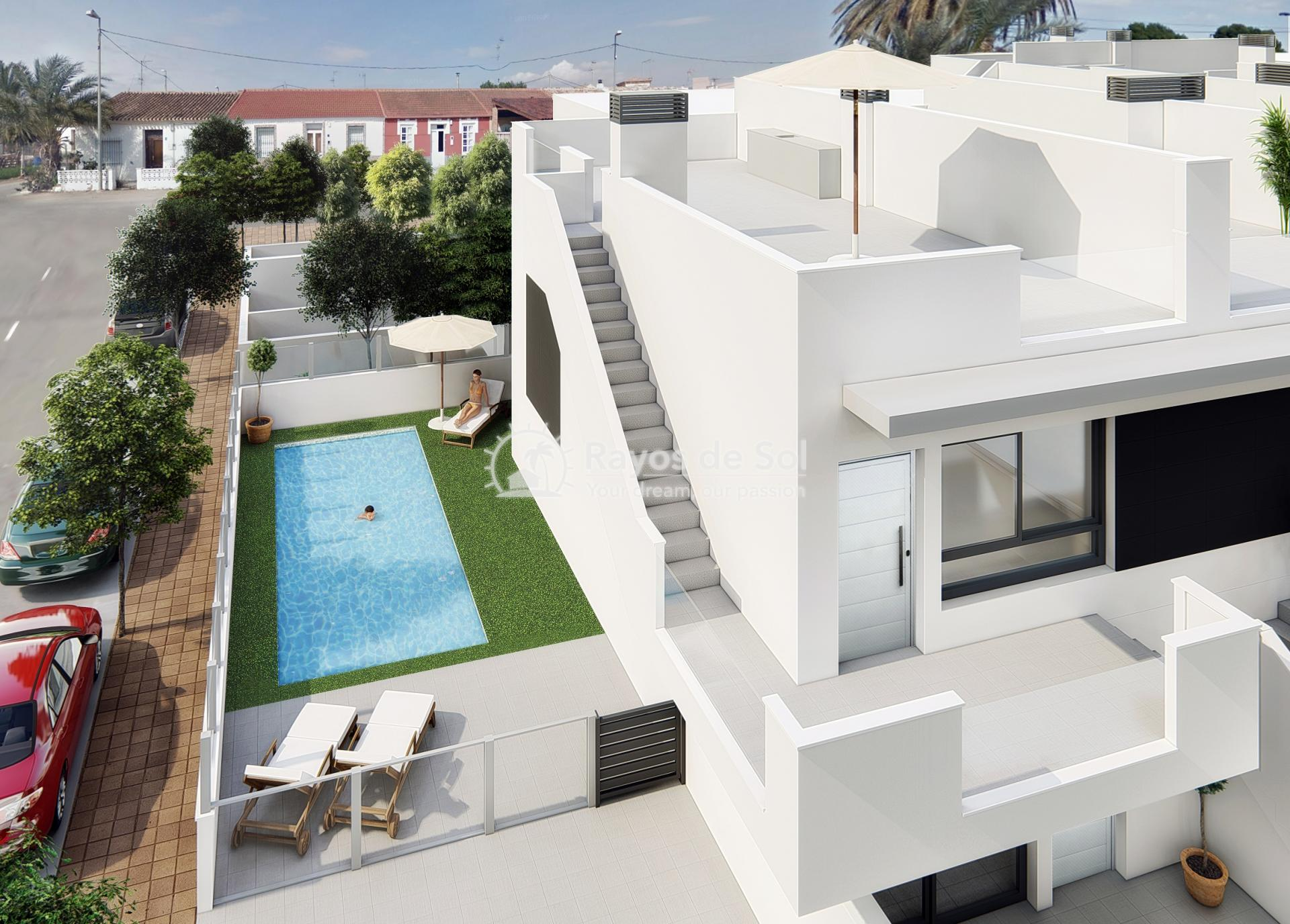 Penthouse  in Lo Pagan, Costa Cálida (LPPCLH32-2P) - 1